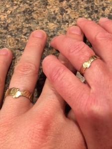 Jeff & Sharon RIngs