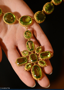 Peridot Parure from George IV